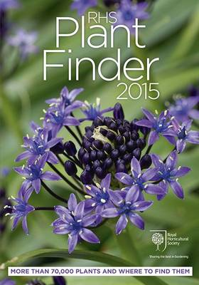 RHS Plant Finder 2015 (Paperback)
