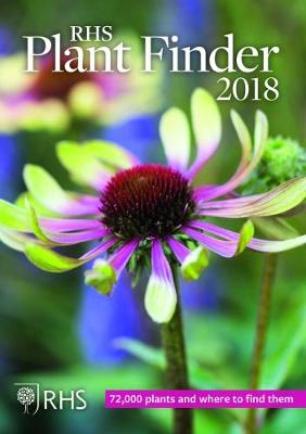 RHS Plant Finder 2018 (Paperback)