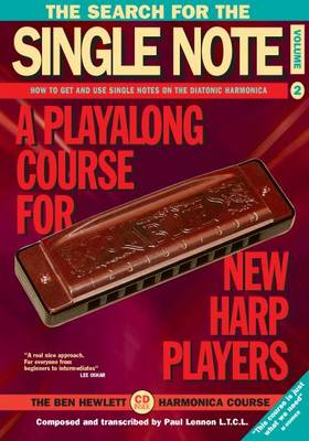 The Search for the Single Note: How to Get and Use Single Notes on the Diatonic Harmonica