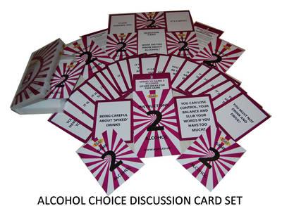 Alcohol - EGAR Choice Discussion Cards: Series 1A - Health 2