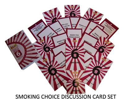 Smoking - EGAR Choice Discussion Cards: Series 1A - Health 6