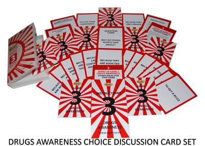 Drugs Awareness - EGAR Choice Discussion Cards: Series 2A - Crime Prevention 3