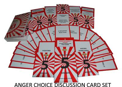 Anger - EGAR Choice Discussion Cards: Series 2A - Crime Prevention 5