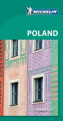 Green Guide - Poland - Michelin Green Guides (Paperback)