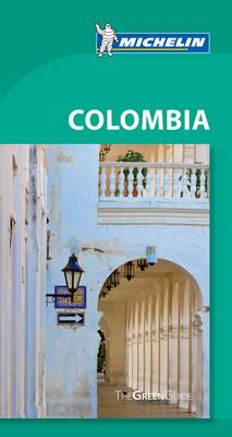 Green Guide - Colombia - Michelin Green Guides (Paperback)