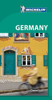 Green Guide Germany - Michelin Green Guides (Paperback)