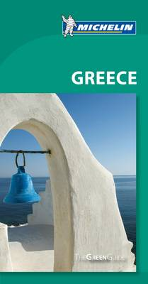 Green Guide - Greece - Michelin Green Guides (Paperback)