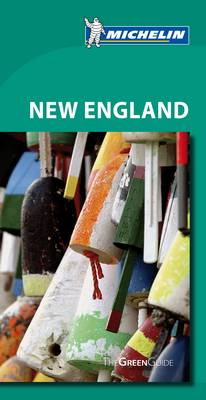 Green Guide - New England - Michelin Green Guides (Paperback)