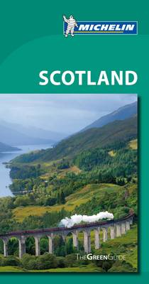 Green Guide - Scotland - Michelin Green Guides (Paperback)