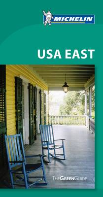 Green Guide USA East - Michelin Green Guides (Paperback)