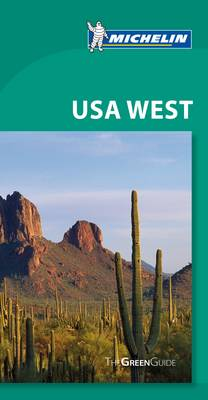 Green Guide - USA West - Michelin Green Guides (Paperback)