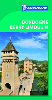 Green Guide Dordogne, Berry, Limousin - Michelin Green Guide (Paperback)
