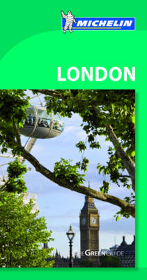 London Green Guide - Michelin Green Guides (Paperback)