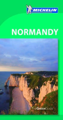 Normandy Green Guide - Michelin Green Guides (Sheet map, folded)