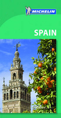 Spain Green Guide - Michelin Green Guides (Paperback)