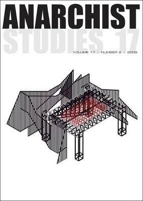 Anarchist Studies: 17.2 (Paperback)