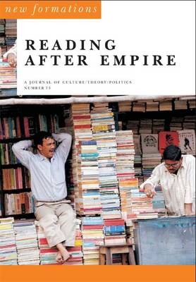 Reading After Empire - New Formations 73 (Paperback)