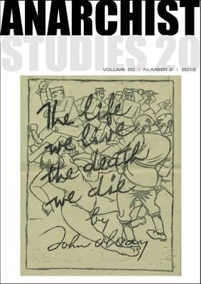 Anarchist Studies (Paperback)