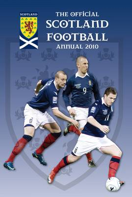 Official Scotland Football Annual 2010 2010 (Hardback)