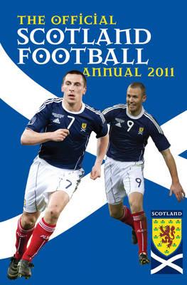 Official Scotland Football Association Annual 2011 (Hardback)