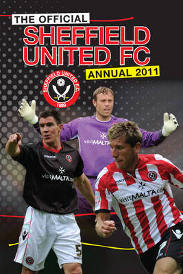 Official Sheffield United FC Annual 2011 (Hardback)