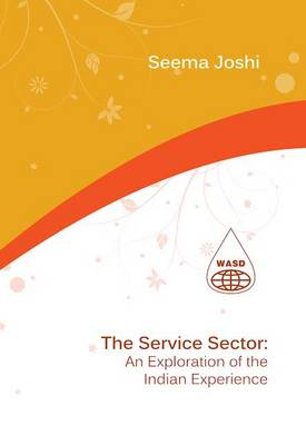 The Service Sector: An Exploration of the Indian Experience (Hardback)