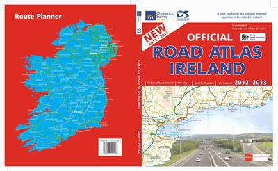 Official Road Atlas Ireland 2012-2013 (Spiral bound)