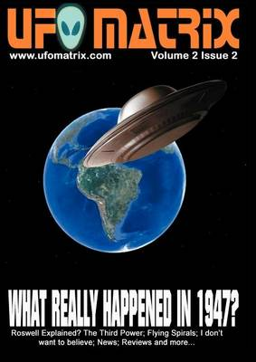 UFO Matrix #8 (Paperback)
