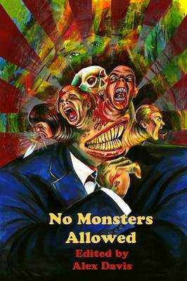 No Monsters Allowed (Paperback)