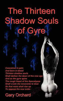 The Thirteen Shadow Souls of Gyre (Paperback)