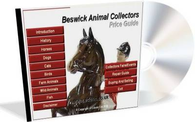 Beswick Animal Collectors Price Guide 2010: Full Catalogue of Prices and Colour Photos (CD-ROM)