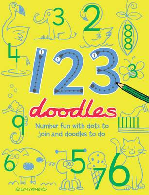 123 Doodles (Paperback)