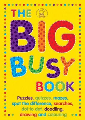 The Big Busy Book (Paperback)