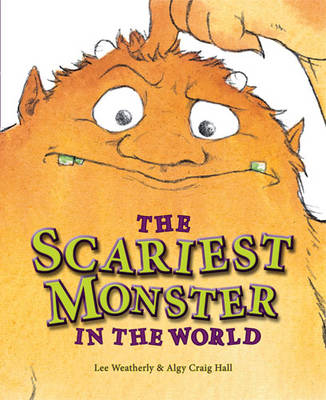 The Scariest Monster in the World (Paperback)