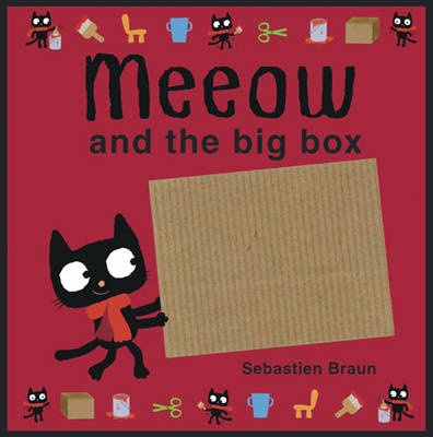 Meeow and the Big Box (Board book)