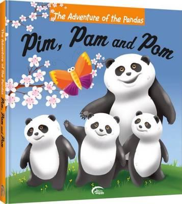 Pim, Pam and Pom: The Adventures of the Pandas