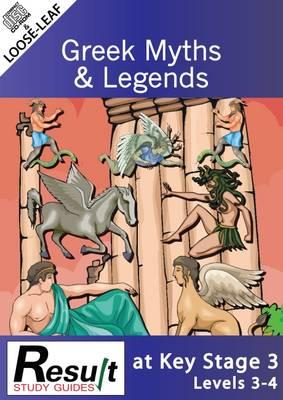 Greek Myths & Legends at Key Stage 3: Levels 3-4