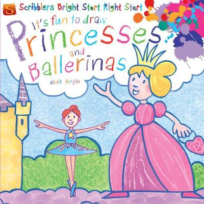 It's Fun To Draw: Princesses And Ballerinas - It's Fun to Draw... (Paperback)