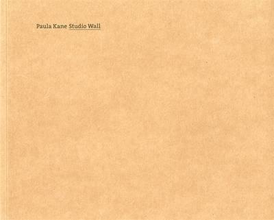 Paula Kane: Studio Wall (Paperback)