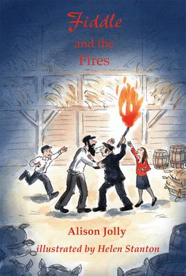 Fiddle and the Fires (Paperback)