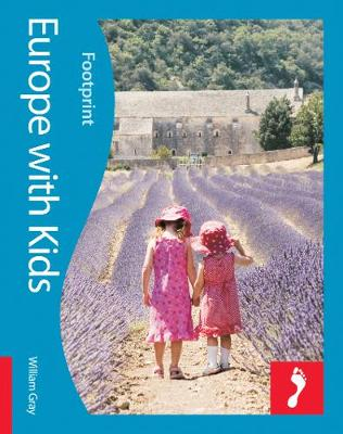 Europe Footprint With Kids - Footprint with Kids (Paperback)