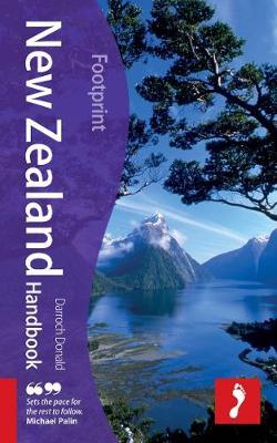 New Zealand Footprint Handbook - Footprint Handbook (Hardback)