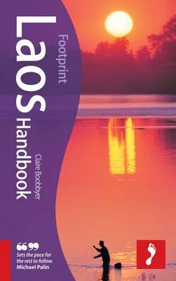 Laos Footprint Handbook - Footprint Handbook (Hardback)