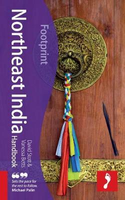 Northeast India Footprint Handbook - Footprint Handbook (Hardback)