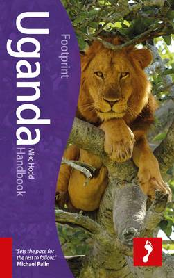 Uganda Footprint Handbook - Footprint Handbook (Hardback)
