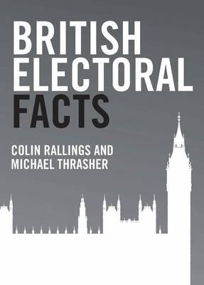 British Electoral Facts (Paperback)