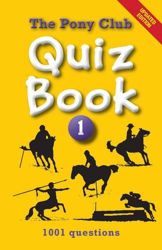Pony Club Quiz Book (Paperback)