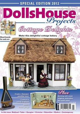 Dolls House Projects: no. 3 (Paperback)
