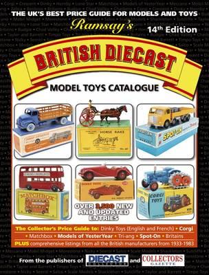 Ramsay's British Diecast Model Toys Catalogue (Paperback)