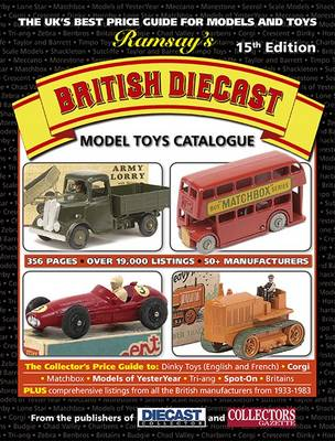 Ramsay's British Diecast Model Toy Catalogue (Paperback)